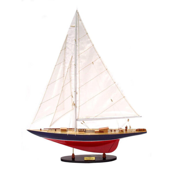 Rainbow festett makett L60 Vitorlás hajómakett