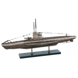 U-Boat tengeralattjáró makett Történelmi makett