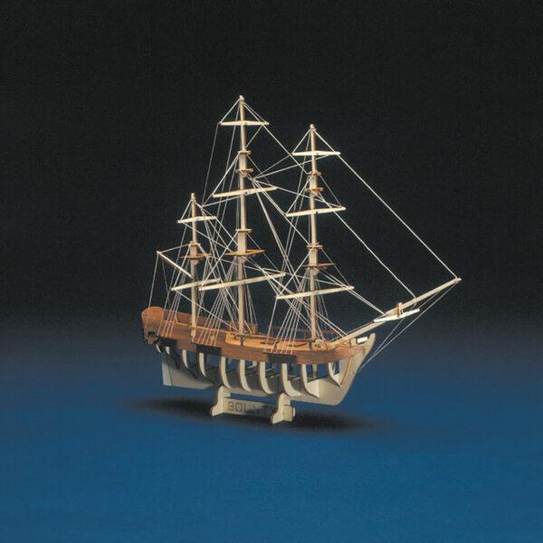 HMS Bounty Sziluett makett Gyerek kitt
