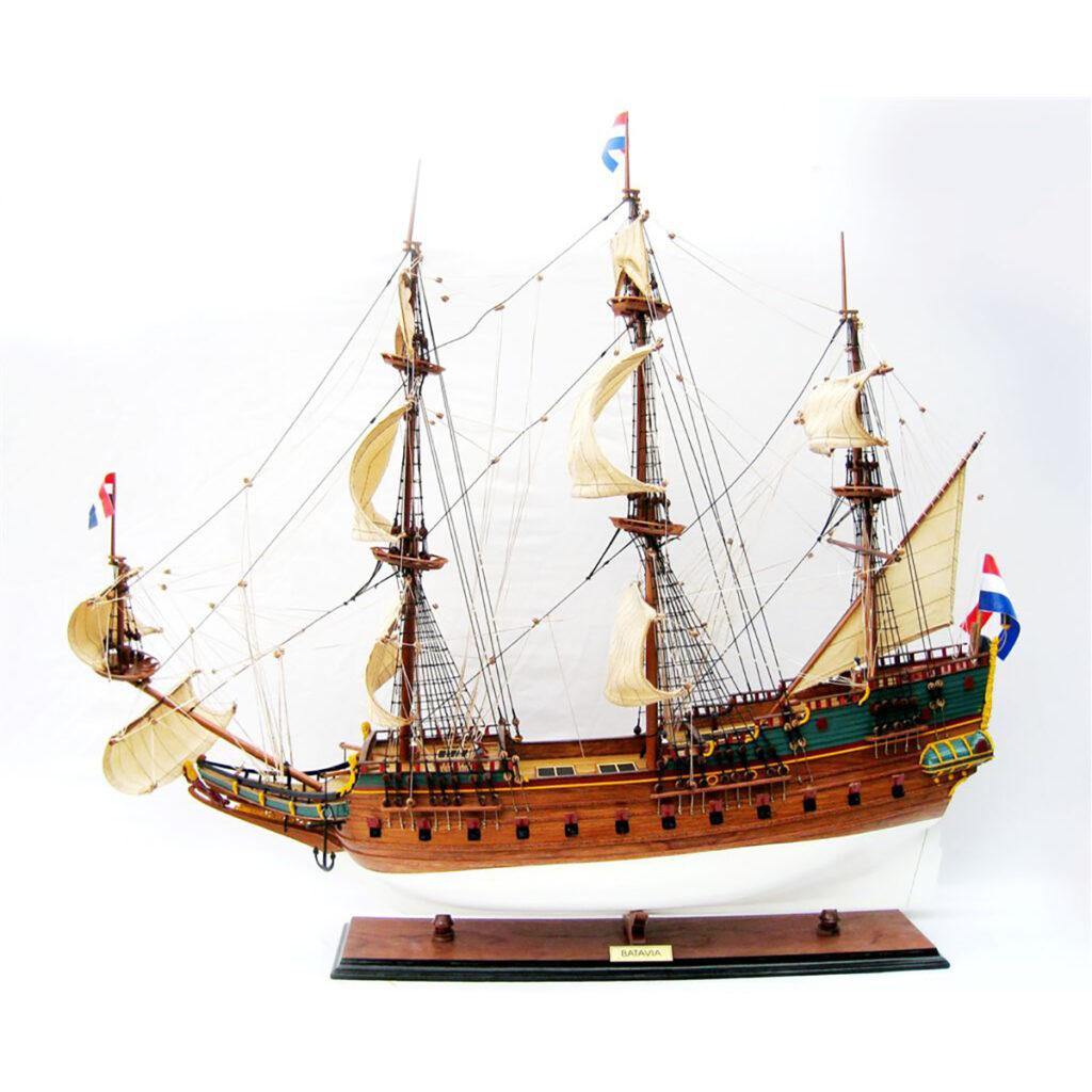 Batavia makett Történelmi makett