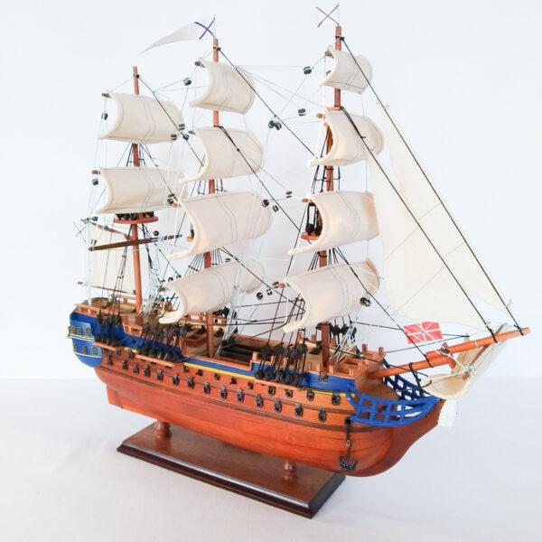 Sovereign of the Seas makett Történelmi makett