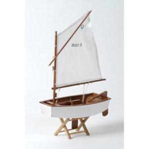 Optimist makett L30 Balatoni hajómakett