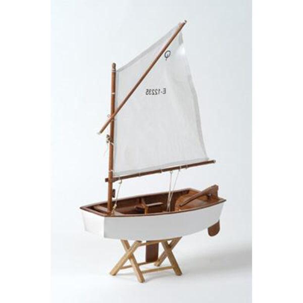 Oracle makett L45 Vitorlás hajómakett
