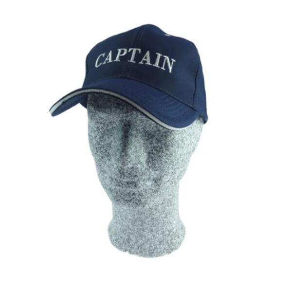 Baseball sapka CAPTAIN Sapka, kalap