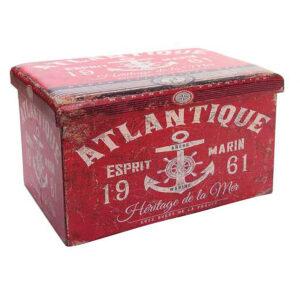 Ágynemütartó láda Atlantic 1961 Hajóláda, tároló