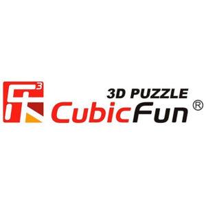 3D puzzle Cubicfun