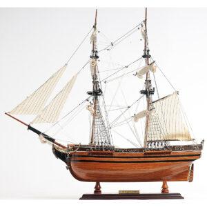 El Cazador hajó makett