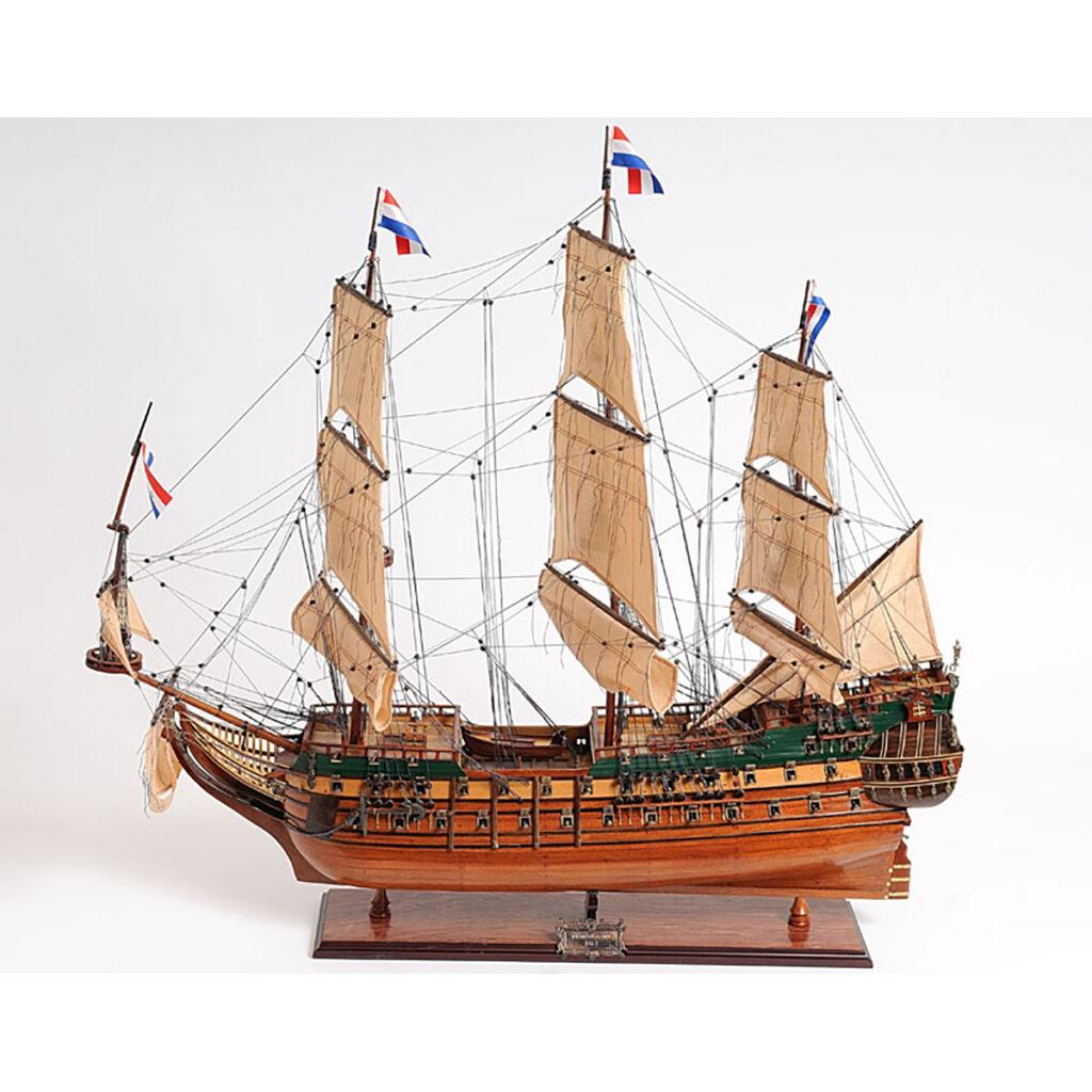 Friesland hajómodell