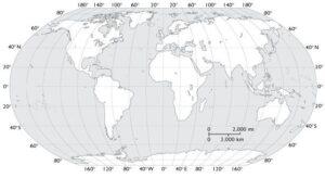 föld szélesség - hosszúság
