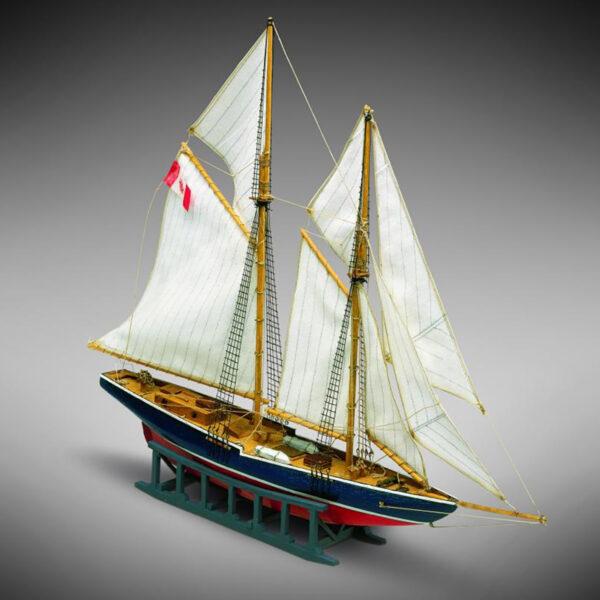 Bluenose hajómakett építőkészlet Gyerek kitt