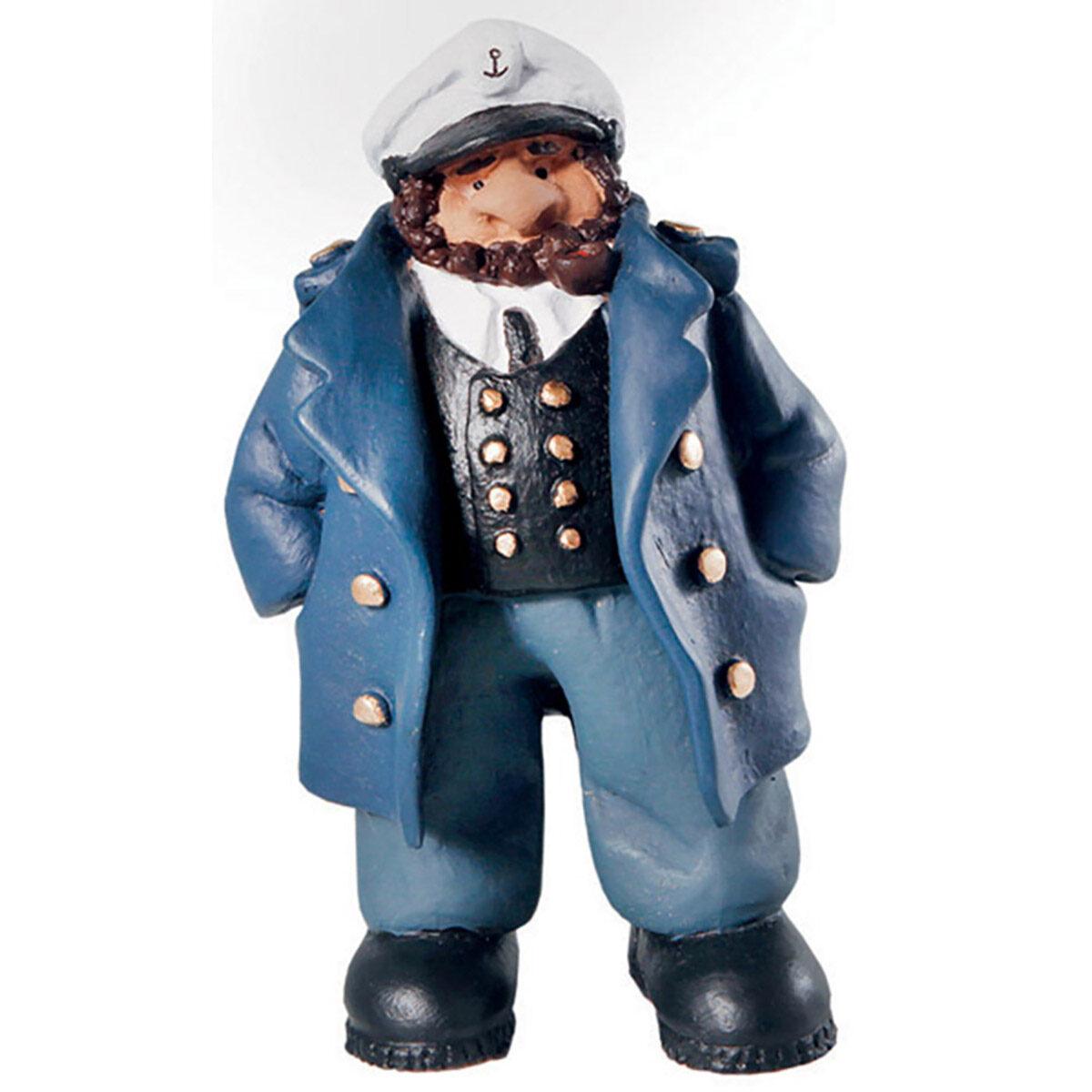 Kapitány 22cm Mókás figurák, szobrok