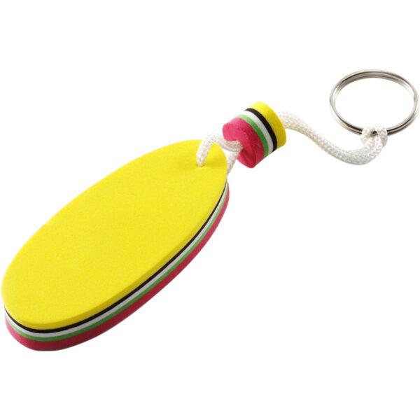 Úszó ovális kulcstartó Kulcstartó