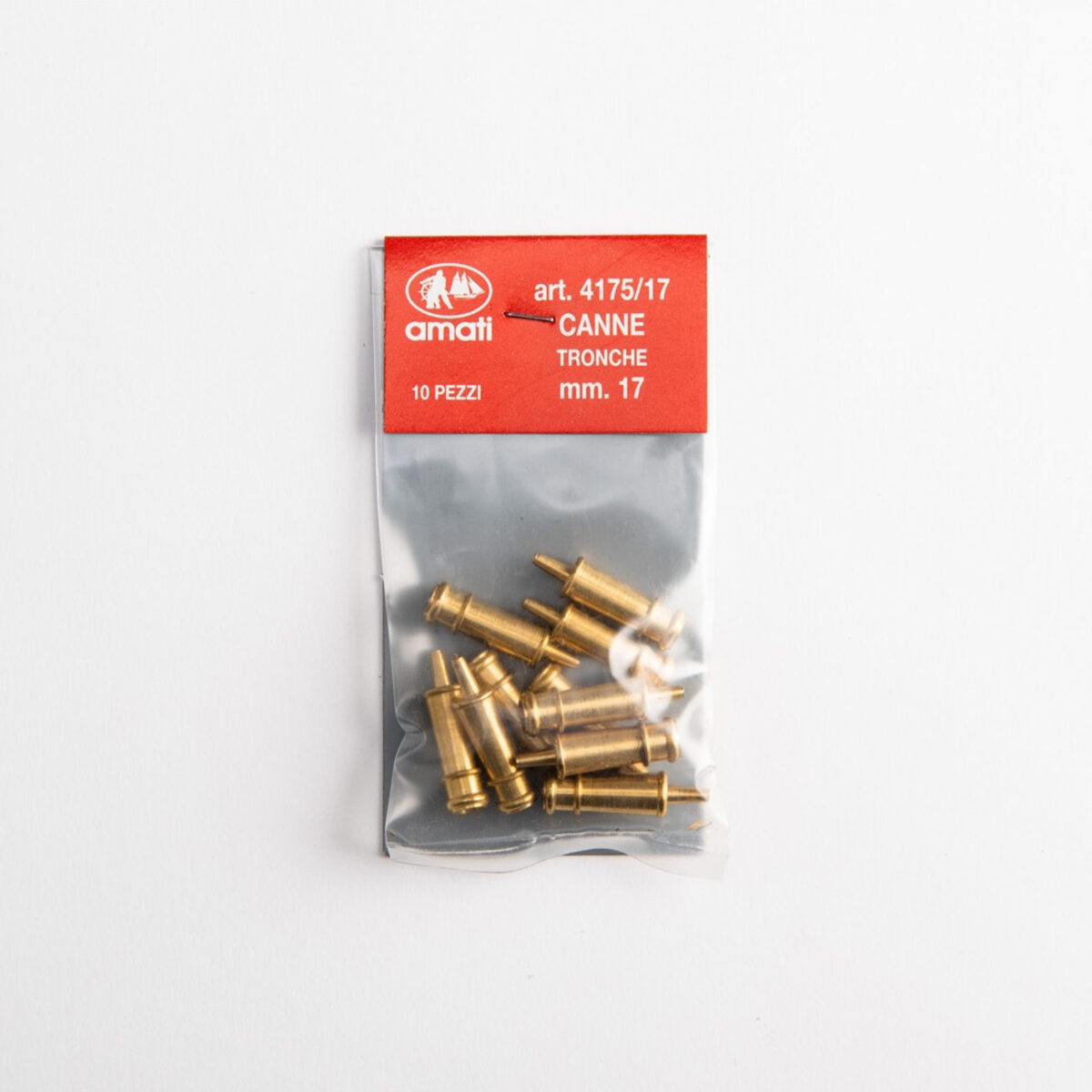 Csonka ágyúcső 17mm Kiegészítők
