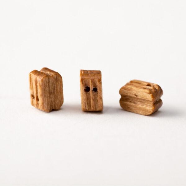 Csiga blokk két soros 6 mm Kiegészítők