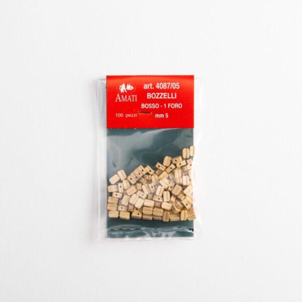 Csiga blokk egy soros 5 mm Kiegészítők