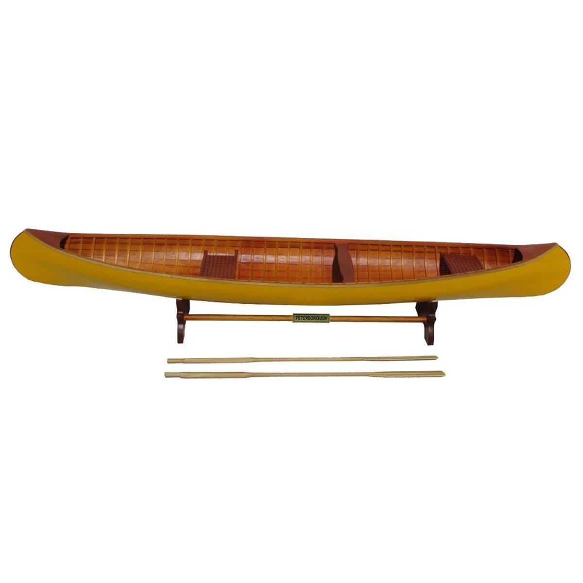 Peterborough kenu méz színű Kishajó, Csónak